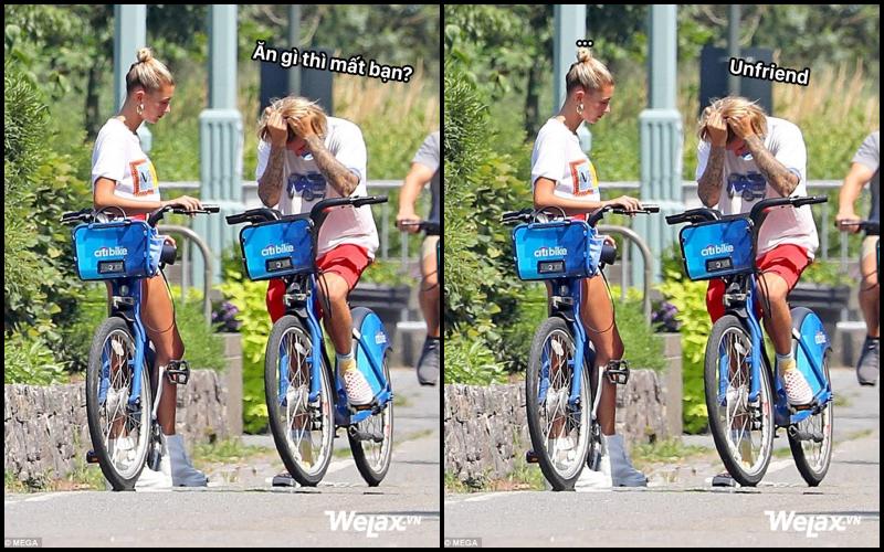 Lâu lâu mới khóc giữa đường, cư dân mạng tặng ngay cho Justin Bieber nguyên chùm ảnh chế - Ảnh 7.
