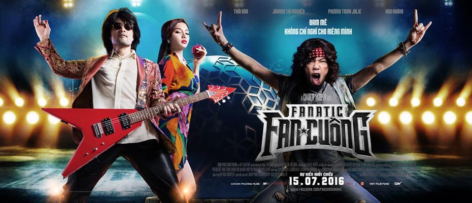 Fan Cuồng là một cú trượt chân của cặp bài trùng Charlie - Thái Hòa