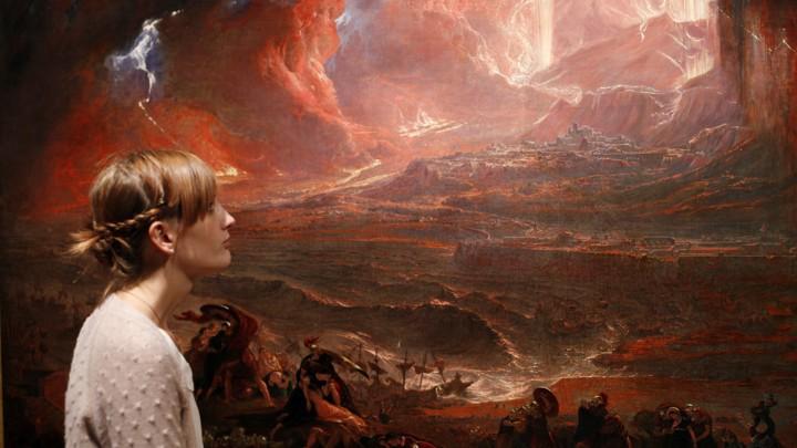 Trái đất có thể bị hủy diệt, nhân loại có thể biến mất, nhưng sự sống trên hành tinh này sẽ luôn tồn tại - Ảnh 1.
