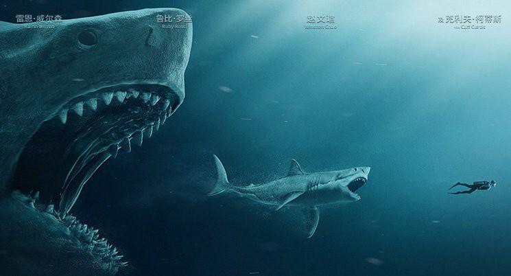 Đệ nhất ăn tạp cá mập khổng lồ trong The Meg sẽ là cơn ác mộng của bạn tháng 8 này! - Ảnh 4.