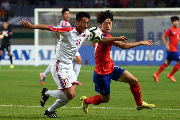 3 tấm HCV bóng đá nam kỳ lạ nhất ASIAD của Hàn Quốc, Myanmar và CHDCND Triều Tiên - Ảnh 1.