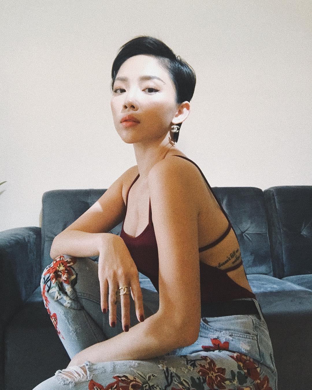 Khi 4 sao nữ Việt này để tóc bob: ai cũng sang và quyến rũ thêm bội phần - Ảnh 16.