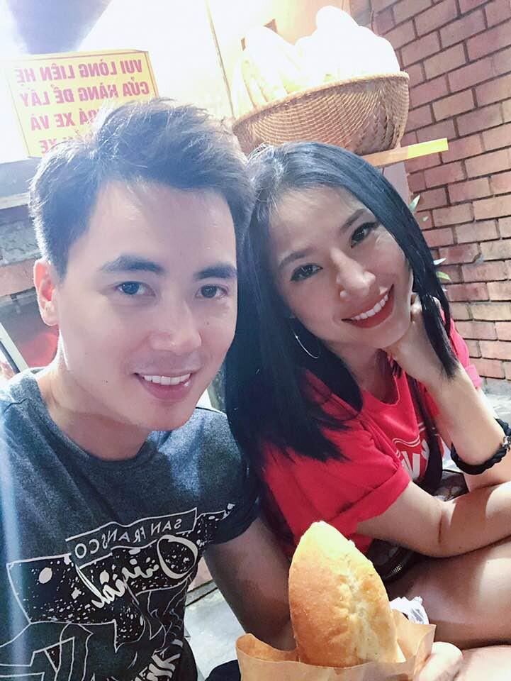 Xari Nguyễn - vợ hai Đăng Nguyên khoe ảnh đi chơi ở Singapore, úp mở chuyện có bầu lần 2 - Ảnh 3.