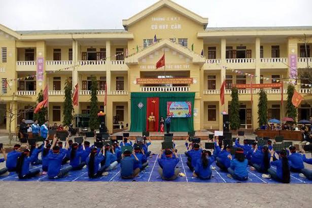 Cả lớp học vùng rốn lũ Hà Tĩnh đều đậu đại học các trường top đầu - Ảnh 3.