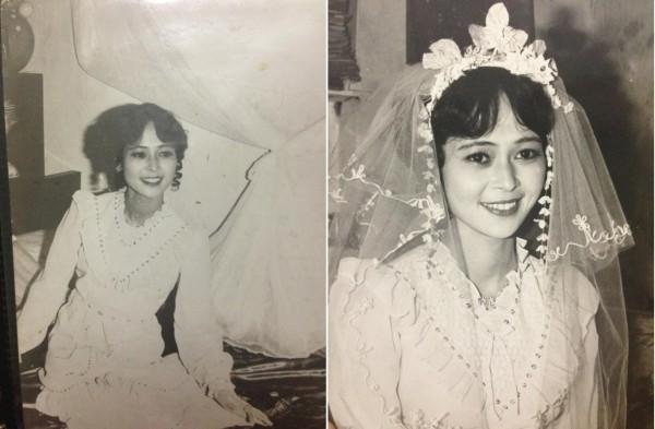 Ngày xưa mà có MXH thì mẹ Sunht chắc hẳn sẽ nhận bão like với tấm ảnh đẹp như hoa hậu thế này - Ảnh 1.