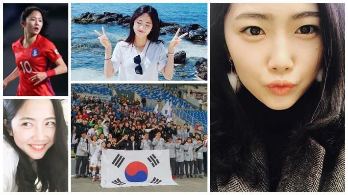 Nhan sắc xinh đẹp của nữ tiền vệ Hàn Quốc dự ASIAD 2018 - Ảnh 9.