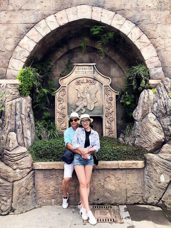 Cuộc sống hạnh phúc, nhiều màu sắc của cô vợ trẻ xinh đẹp chiếm giữ trái tim Shark Hưng sau gần nửa năm về chung nhà - Ảnh 9.