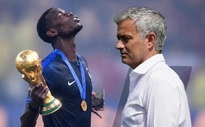 """""""Bàn tay sắt"""" của ông đâu rồi, Mourinho? - Ảnh 1."""