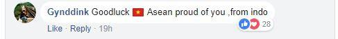 Cộng đồng châu Á dồn dập chúc Hiện tượng U23 Việt Nam vô địch - Ảnh 2.