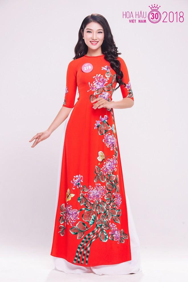 Những điều thú vị của dàn thí sinh lọt vào chung kết Hoa hậu Việt Nam 2018: Người eo nhỏ hơn cả Ngọc Trinh, người đỗ thạc sĩ tại Anh - Ảnh 24.
