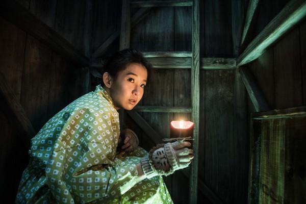 Suối Ma - Phim kinh dị hài gây sốt của sao nữ siêu vòng một xứ Đài sắp cập bến Việt Nam - Ảnh 4.