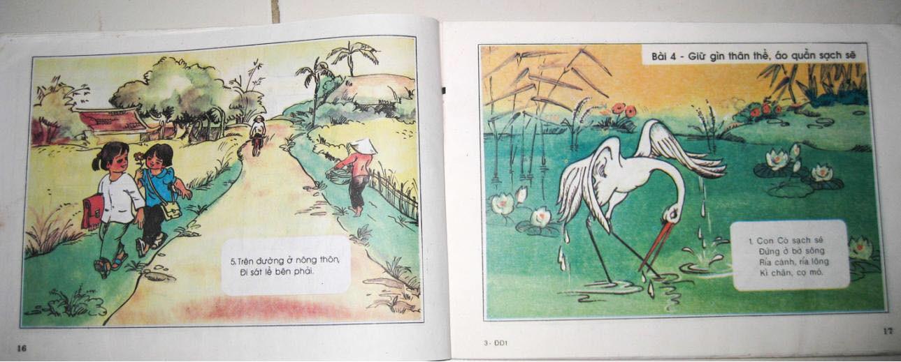 Xem sách Đạo Đức của thế hệ 8x, 9x, dân mạng thốt lên: Sao sách ngày xưa hay thế, đọc trang nào cũng thấy bình yên - Ảnh 9.