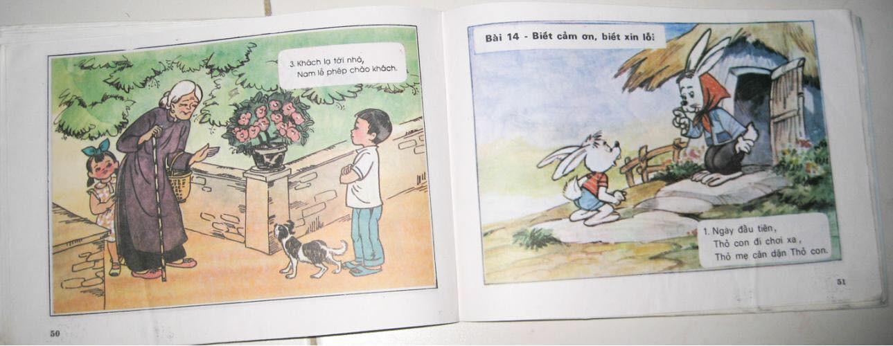 Xem sách Đạo Đức của thế hệ 8x, 9x, dân mạng thốt lên: Sao sách ngày xưa hay thế, đọc trang nào cũng thấy bình yên - Ảnh 24.