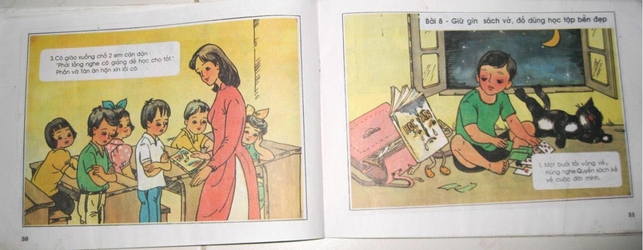Xem sách Đạo Đức của thế hệ 8x, 9x, dân mạng thốt lên: Sao sách ngày xưa hay thế, đọc trang nào cũng thấy bình yên - Ảnh 16.