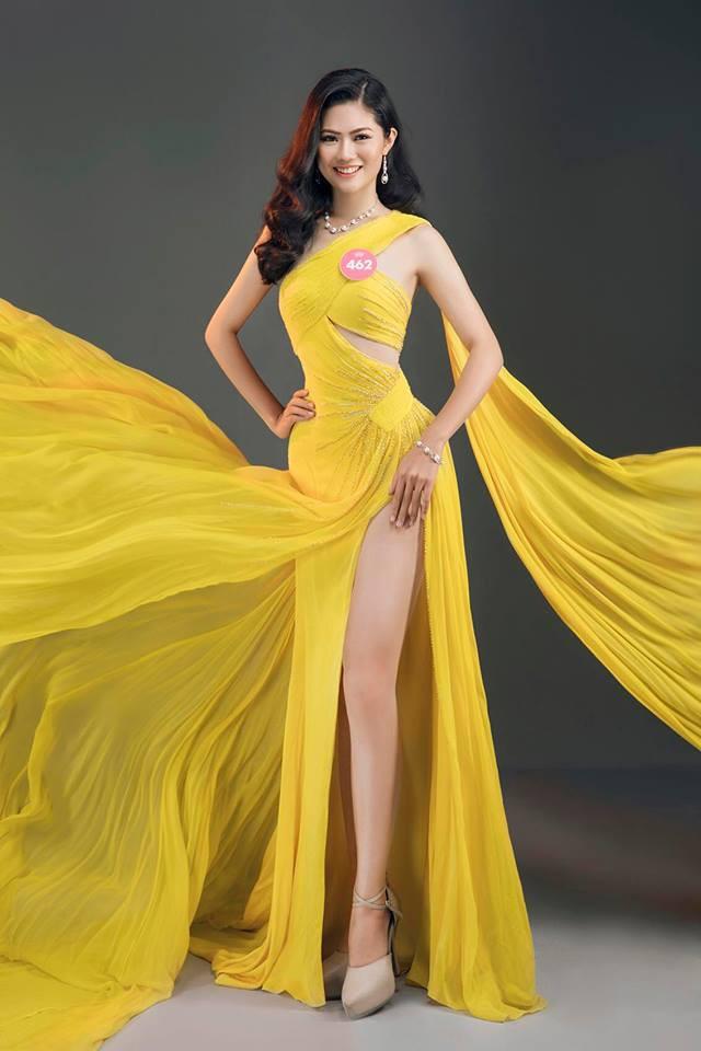 Những điều thú vị của dàn thí sinh lọt vào chung kết Hoa hậu Việt Nam 2018: Người eo nhỏ hơn cả Ngọc Trinh, người đỗ thạc sĩ tại Anh - Ảnh 16.