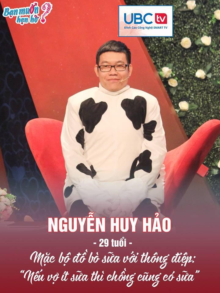 Soái ca bò sữa xuất hiện trong BMHH khiến MC Quyền Linh đứng hình, nhà gái thì xúc động rơm rớm - Ảnh 2.