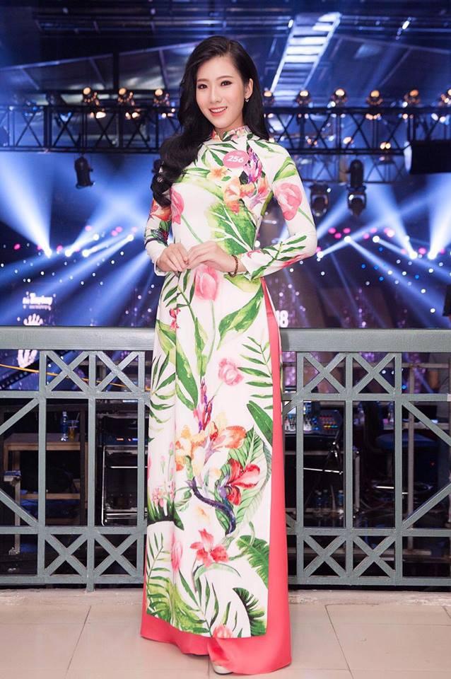 Những điều thú vị của dàn thí sinh lọt vào chung kết Hoa hậu Việt Nam 2018: Người eo nhỏ hơn cả Ngọc Trinh, người đỗ thạc sĩ tại Anh - Ảnh 17.