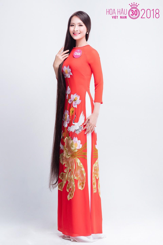 Những điều thú vị của dàn thí sinh lọt vào chung kết Hoa hậu Việt Nam 2018: Người eo nhỏ hơn cả Ngọc Trinh, người đỗ thạc sĩ tại Anh - Ảnh 19.