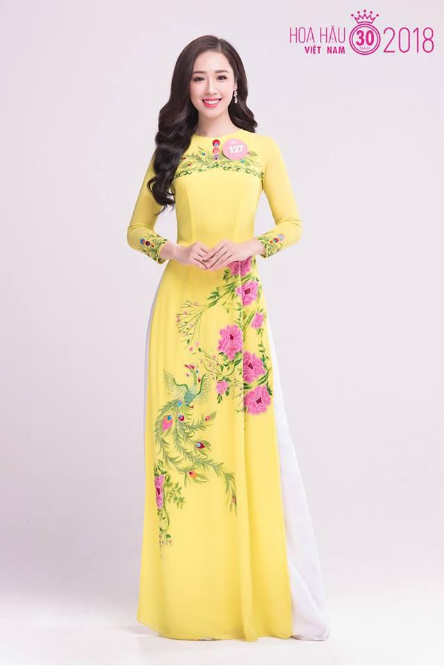 Những điều thú vị của dàn thí sinh lọt vào chung kết Hoa hậu Việt Nam 2018: Người eo nhỏ hơn cả Ngọc Trinh, người đỗ thạc sĩ tại Anh - Ảnh 18.