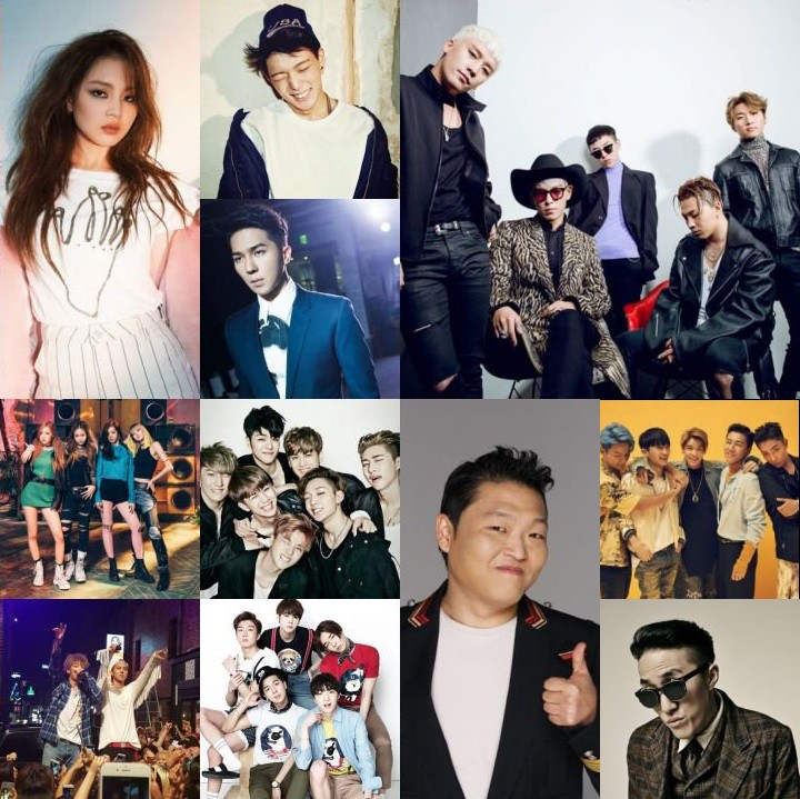YG là ông vua nhạc số, SM giữ ngôi vương album, nhưng vẫn có những cái tên cầm quyền được tất cả - Ảnh 1.