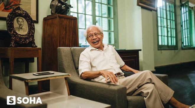 GS Hồ Ngọc Đại: Ngô Bảo Châu không phải học trò tôi tự hào nhất mà là một cậu sửa xe - Ảnh 11.