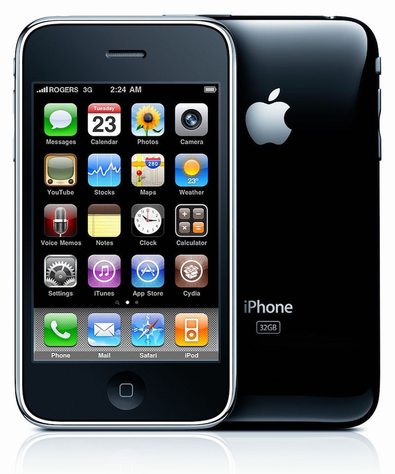 Trước thềm sự kiện iPhone 2018, cùng xem 12 thế hệ iPhone trước đó đã tiến hóa thế nào trong hơn 1 thập kỷ qua! - Ảnh 3.
