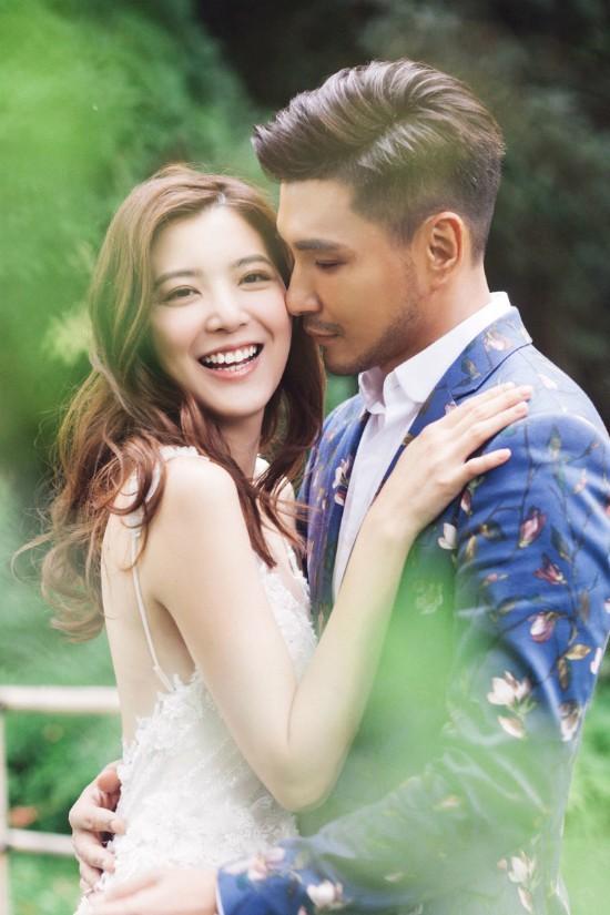 Bộ ảnh cưới của tài tử TVB Trần Triển Bằng và thí sinh Hoa hậu Hong Kong kém 13 tuổi được hé lộ - Ảnh 5.