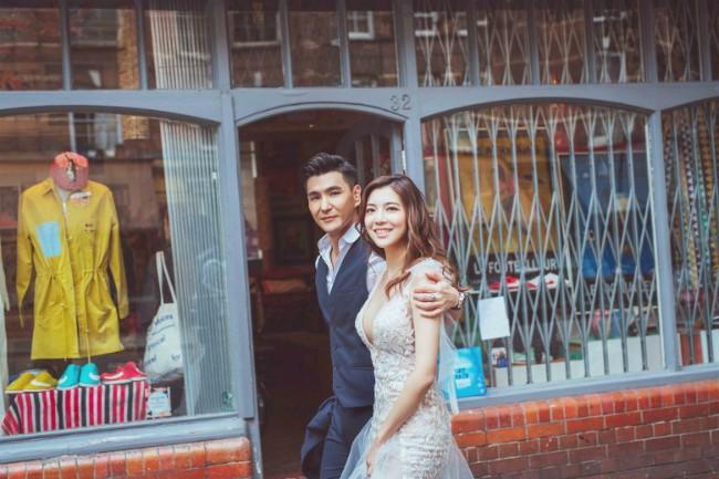 Bộ ảnh cưới của tài tử TVB Trần Triển Bằng và thí sinh Hoa hậu Hong Kong kém 13 tuổi được hé lộ - Ảnh 8.