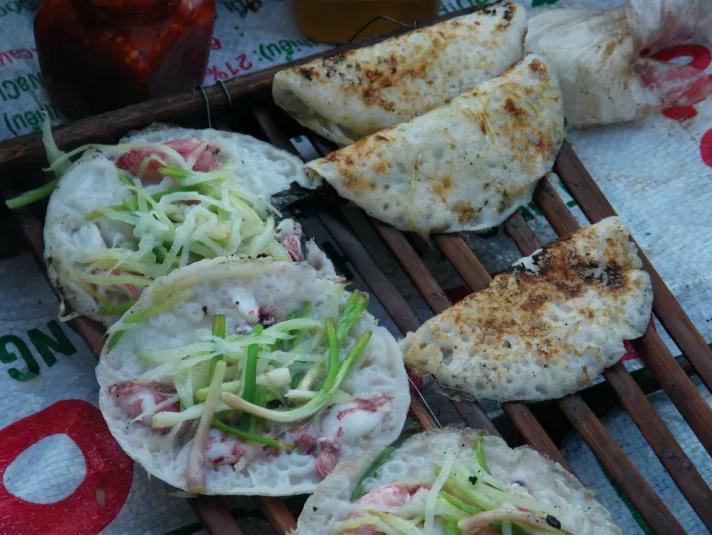 Khám phá con hẻm street-food ở Nha Trang mà chỉ 50k cũng có thể ăn đặc sản no căng - Ảnh 4.
