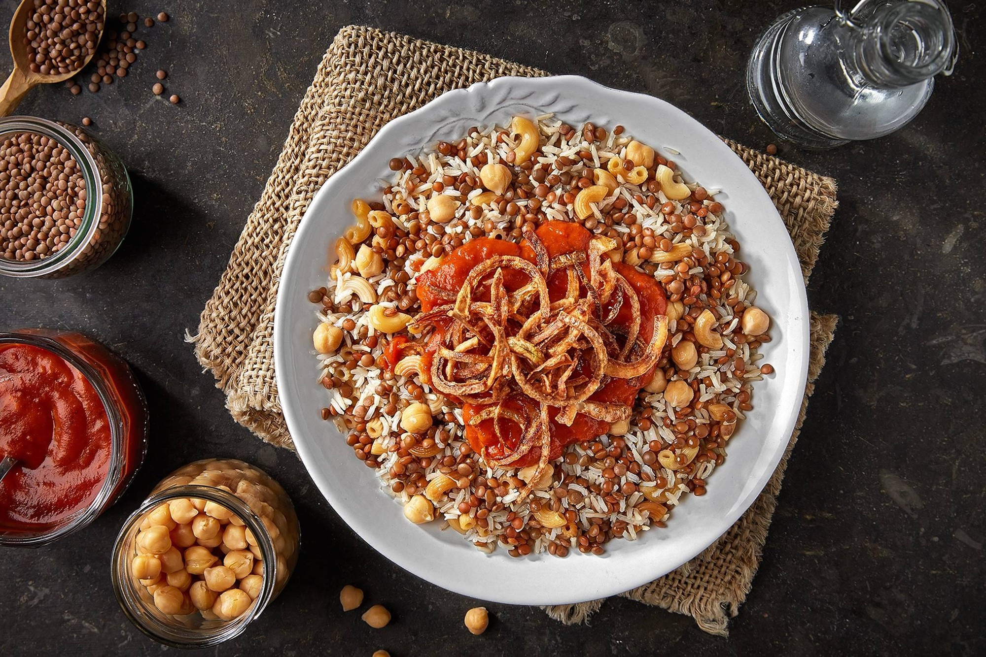 Thưởng thức những món ăn ở Ai Cập, đất nước có nền văn hóa bí ẩn nhất thế  giới
