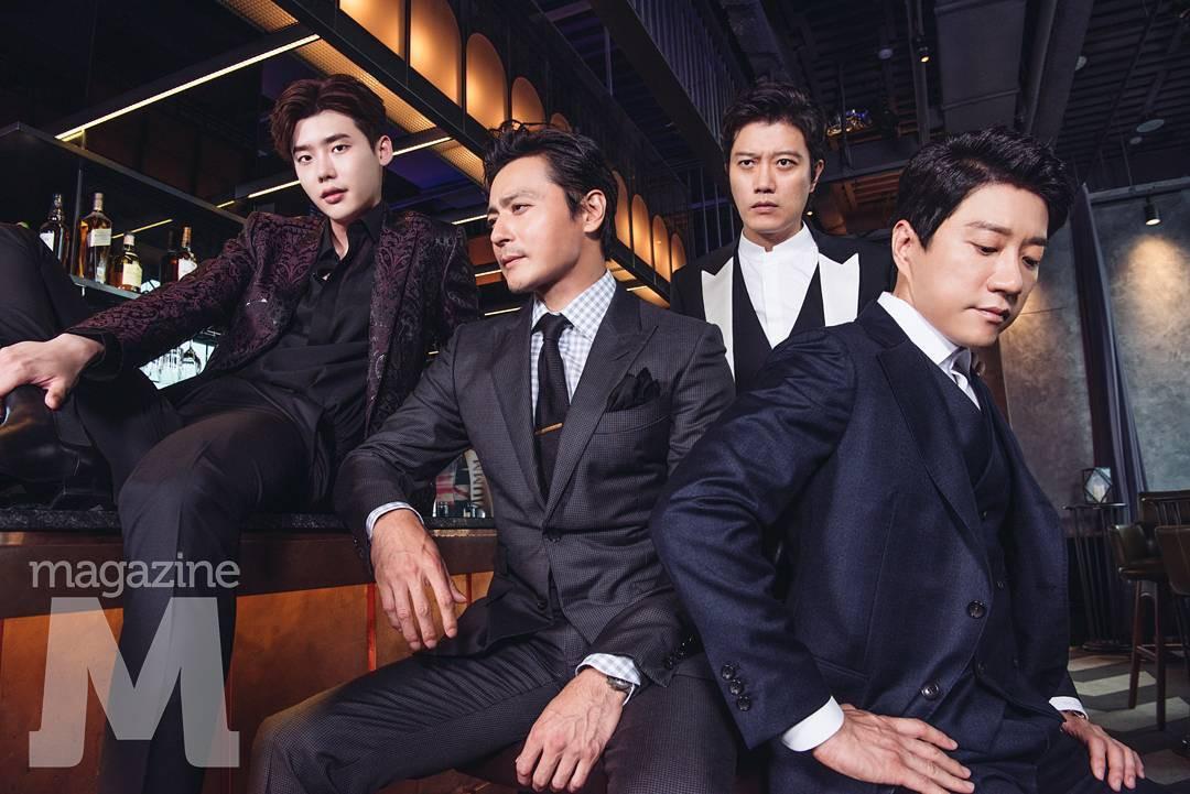Khi quý ông cực phẩm xứ Hàn đọ sắc với đàn em: Người già hơn chục tuổi vẫn thắng thế, kẻ bị dìm trong 1 nốt nhạc - Ảnh 6.