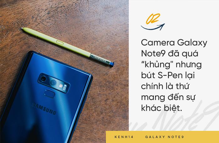 Có S Pen của Galaxy Note9 rồi thì cần gì anh trai mưa chụp ảnh cho nữa?? - Ảnh 2.