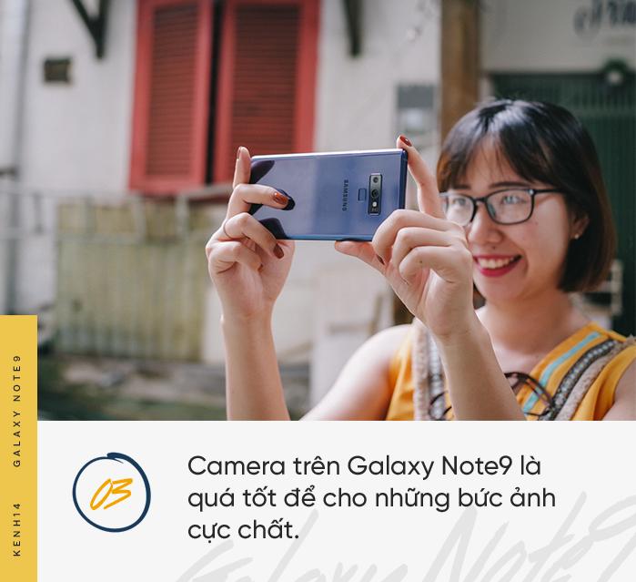 Có S Pen của Galaxy Note9 rồi thì cần gì anh trai mưa chụp ảnh cho nữa?? - Ảnh 4.