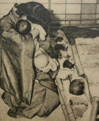 Bà đỡ từ địa ngục: Người đàn bà tàn độc nhất lịch sử Nhật Bản, giết hại hàng trăm trẻ sơ sinh rồi giấu xác khắp thành phố - Ảnh 2.