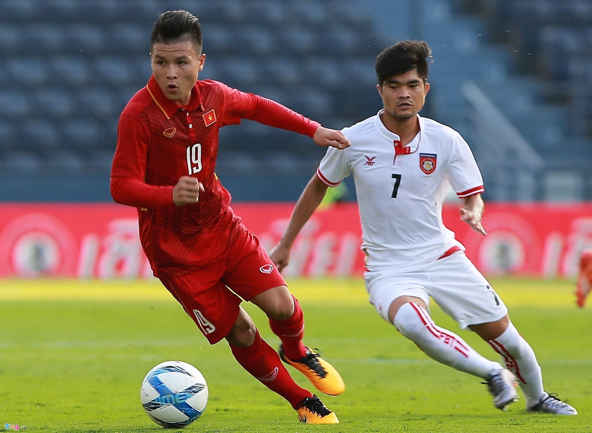 CLB Nhật Bản là đội bóng chính thức đầu tiên đặt vấn đề chiêu mộ Quang Hải - Ảnh 2.
