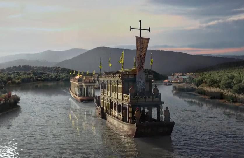 Chịu chơi như Như Ý Truyện : Chi bạo 8,5 tỷ đồng để làm một... chiếc thuyền! - Ảnh 2.