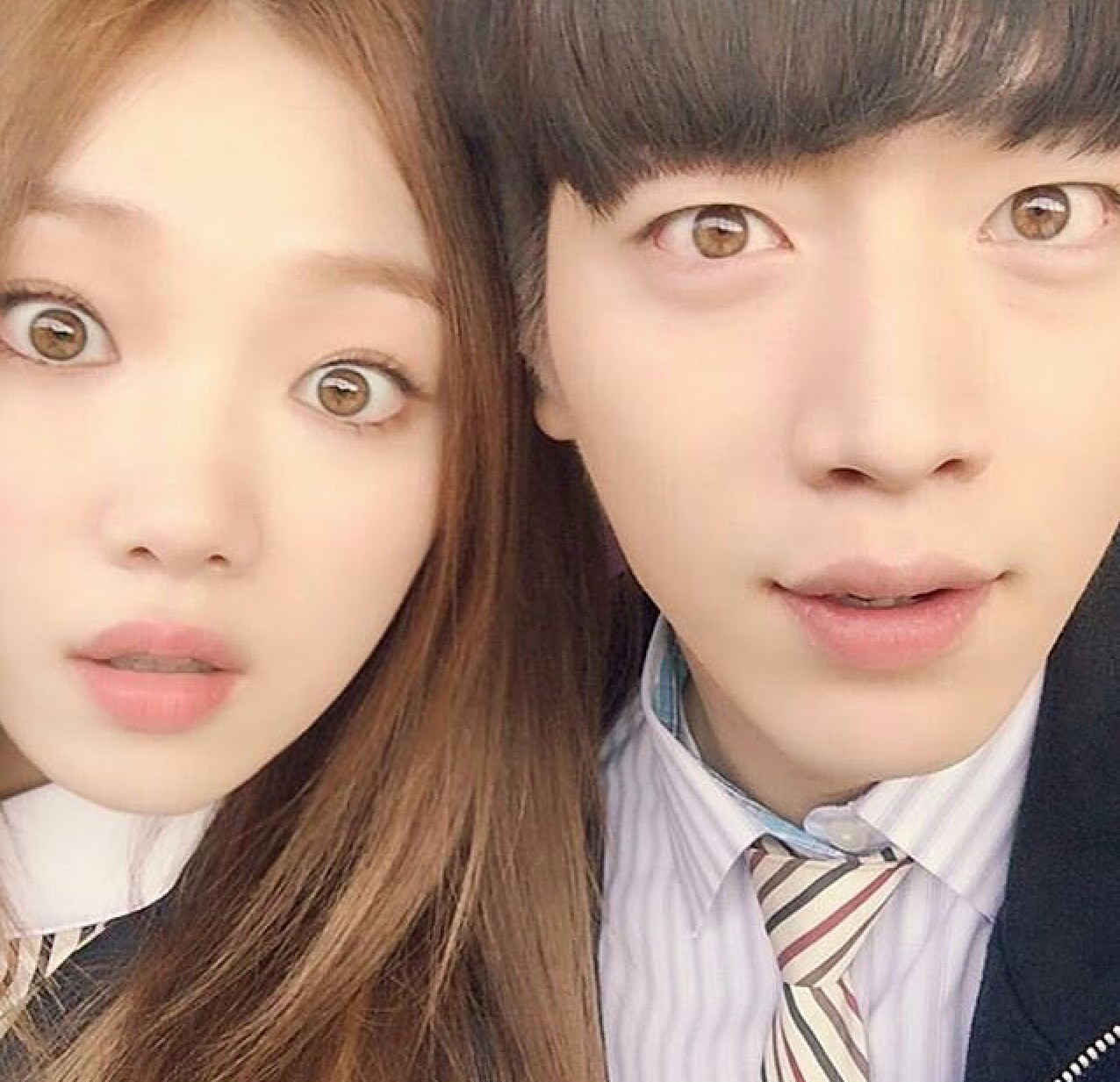 8 sao màn ảnh Hàn sở hữu cặp mắt nâu hiếm có, hễ nhìn vào là nghiện không thoát ra được - Ảnh 24.