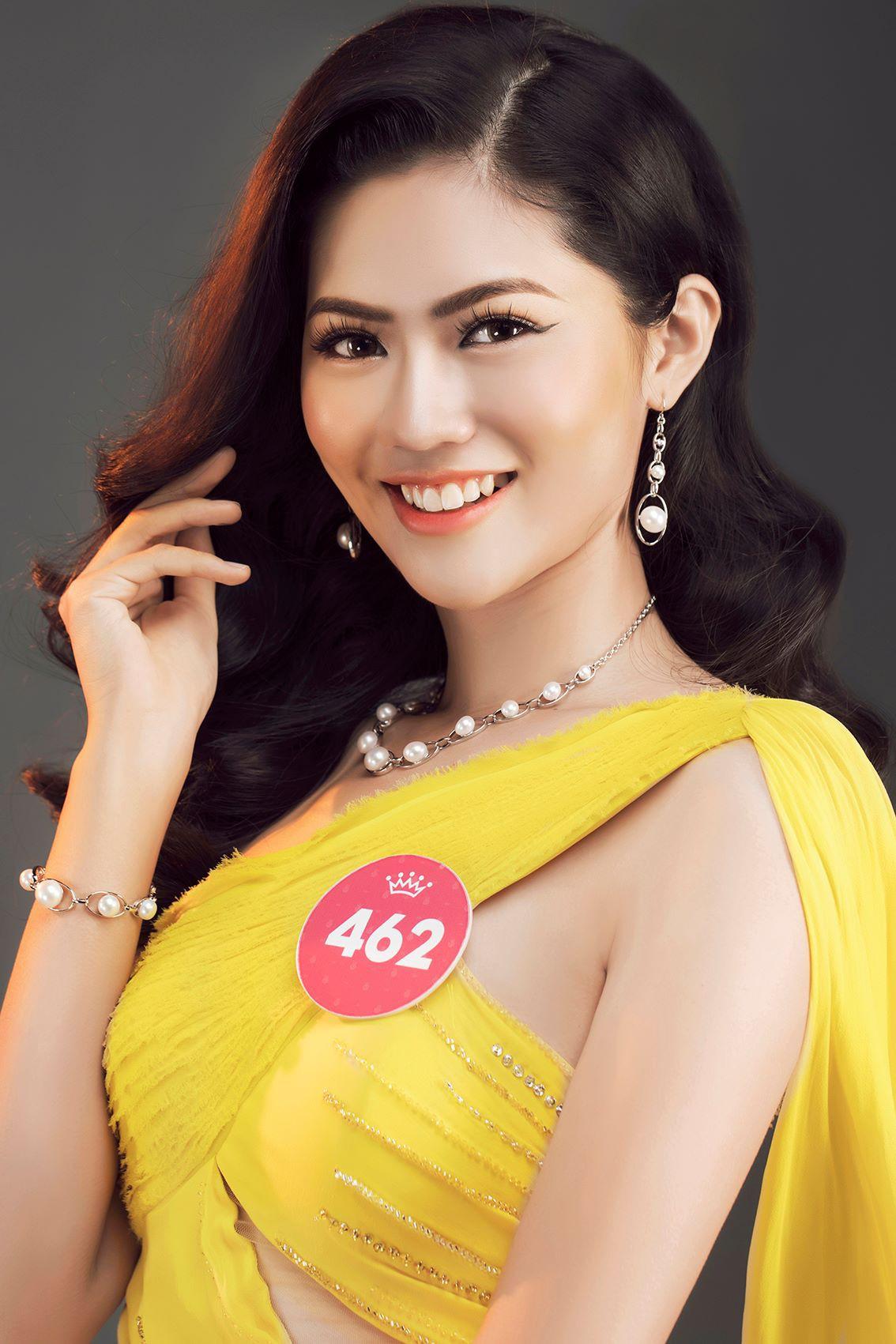 Đây là ngôi trường có 3 thí sinh được đánh giá sẽ kế nhiệm Đỗ Mỹ Linh đăng quang Hoa hậu Việt Nam 2018 - Ảnh 8.