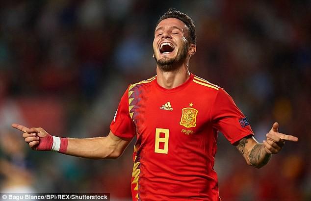 Á quân World Cup 2018 nhận thất bại không tưởng trước Tây Ban Nha - Ảnh 4.