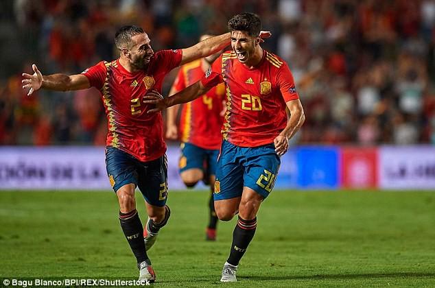 Á quân World Cup 2018 nhận thất bại không tưởng trước Tây Ban Nha - Ảnh 6.