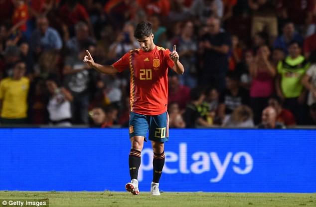 Á quân World Cup 2018 nhận thất bại không tưởng trước Tây Ban Nha - Ảnh 5.