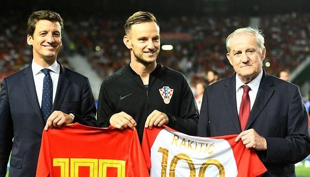 Á quân World Cup 2018 nhận thất bại không tưởng trước Tây Ban Nha - Ảnh 3.