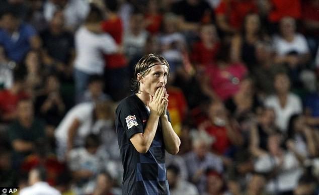 Á quân World Cup 2018 nhận thất bại không tưởng trước Tây Ban Nha - Ảnh 9.