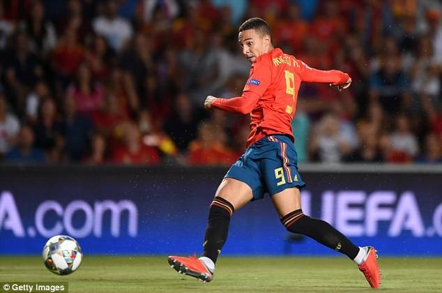 Á quân World Cup 2018 nhận thất bại không tưởng trước Tây Ban Nha - Ảnh 7.