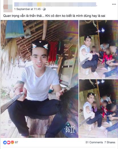Nghi phạm vụ xương người trong ngôi nhà hoang bình thản đăng ảnh đi chơi, khoe cả xấp tiền trên facebook sau khi sát hại nạn nhân - Ảnh 4.