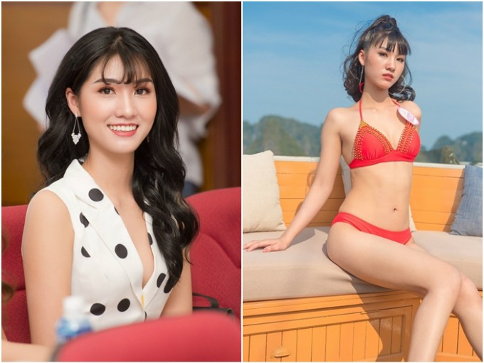 Đây là ngôi trường có 3 thí sinh được đánh giá sẽ kế nhiệm Đỗ Mỹ Linh đăng quang Hoa hậu Việt Nam 2018 - Ảnh 6.