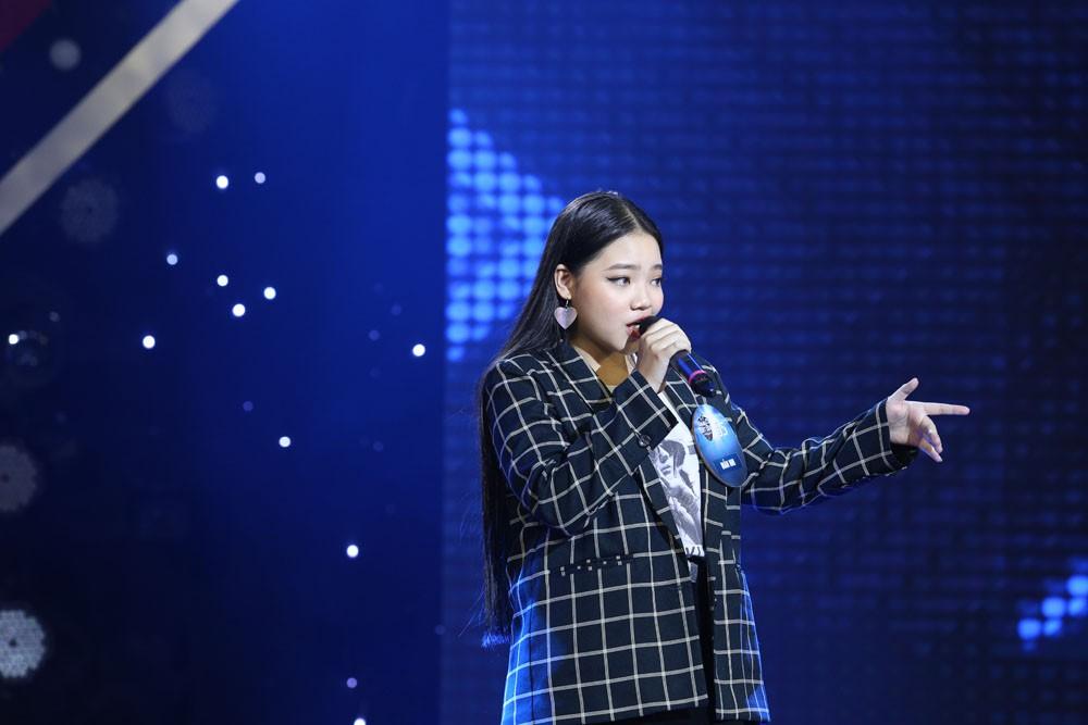 Lệ Ngọc bị cựu thí sinh The Voice Kids hạ gục trong Giọng ca bất bại