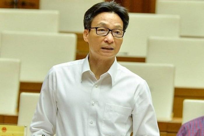 Phó Thủ tướng Vũ Đức Đam: Chính phủ chưa có chủ trương cải cách Tiếng Việt - Ảnh 1.
