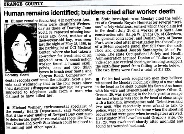 Kỳ án thế kỷ: Những cuộc điện thoại bí ấn vào thứ Tư mỗi tuần và cái chết oan nghiệt của người mẹ trẻ xứ Anaheim - Ảnh 5.