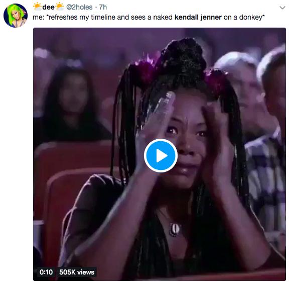 Kendall Jenner lộ cả bộ ảnh khỏa thân hoàn toàn gây sốc, trở thành cái tên viral hàng đầu mạng xã hội! - Ảnh 2.